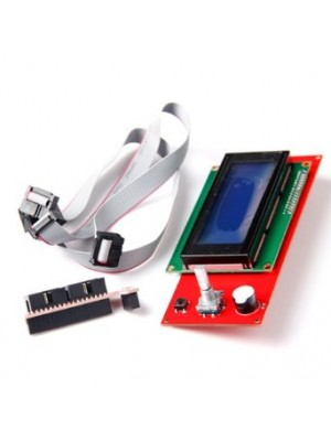 Ramps LCD Control
